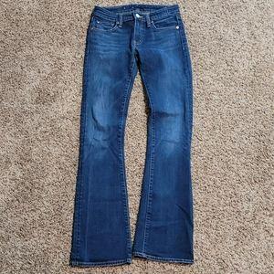 RL Denim & Supply Slim Bootcut Jeans